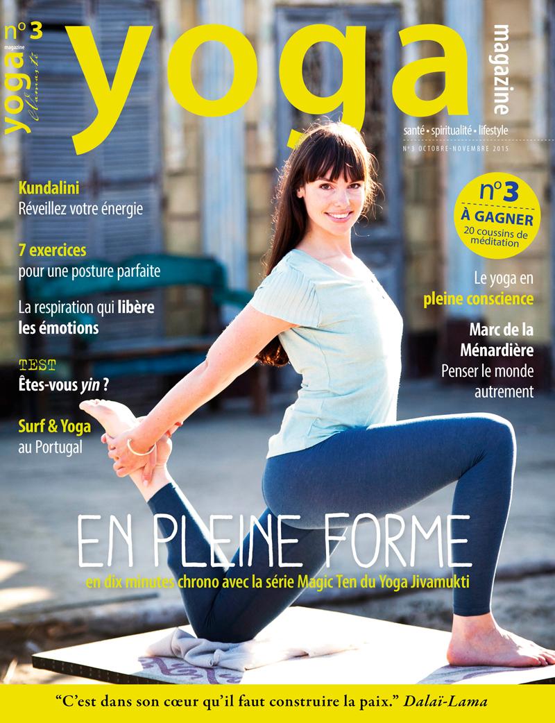 Yoga Magazine n° 3